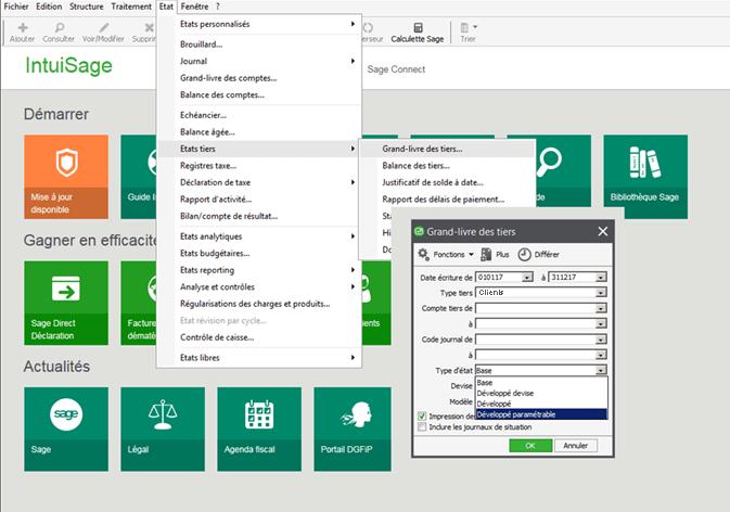 Comment exporter et importer vos données issues du logiciel Sage 100