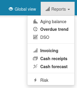 Multi-entities reports